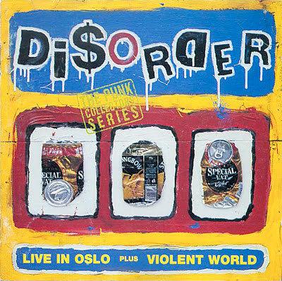DISORDER, Live In Oslo Plus Violent World