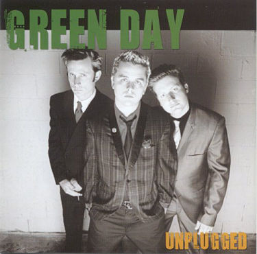 GREEN DAY, Unplugged