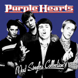 PURPLE HEARTS, Mod Singles Collection