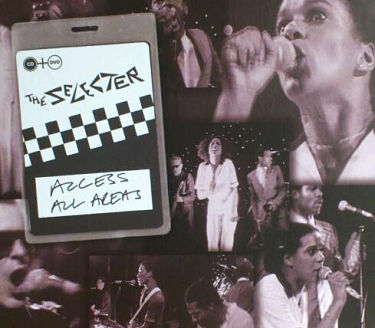 SELECTER, Access All Areas