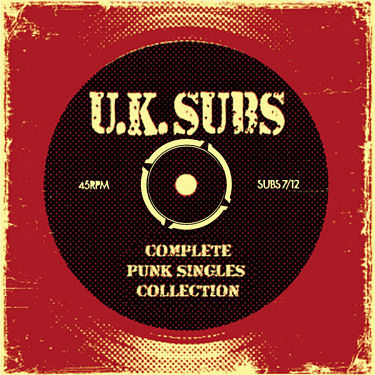 UK SUBS, Complete Punk Singles Collection