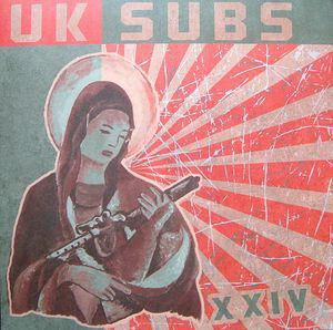 UK SUBS, XXIV