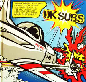 UK SUBS, Yellow Leader