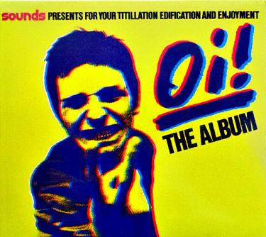 VARIOUS, Oi! The Album