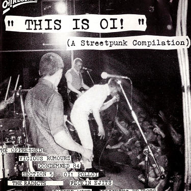 VARIOUS, This Is Oi! (A Streetpunk Compilation)
