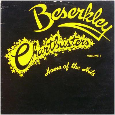VARIOUS, Beserkley Chartbusters Volume 1