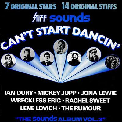 VARIOUS, Stiff Sounds - Can't Start Dancin'