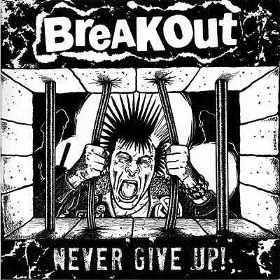 BREAKOUT, Never Give Up!