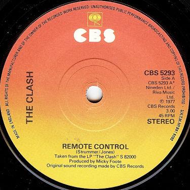 CLASH, Remote Control