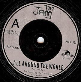 JAM, All Around The World