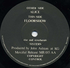 SISTERS OF MERCY, Alice