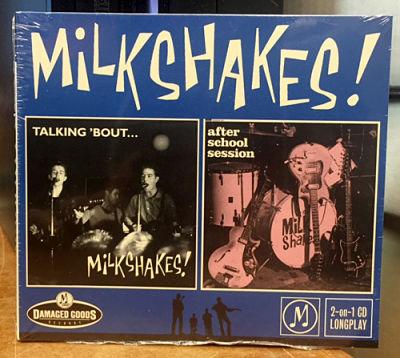 MILKSHAKES, Talking 'Bout Milkshakes & After School Sessio