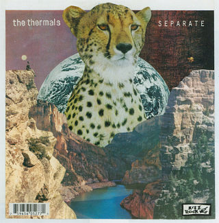 THERMALS / CRIBS, Record Store Day Split