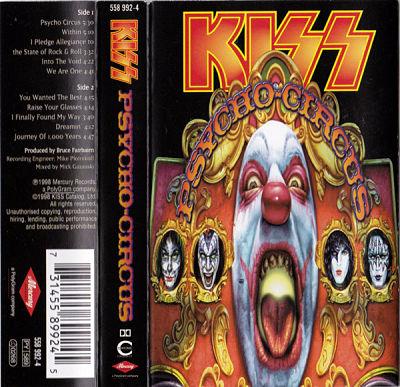 KISS, Psycho Circus