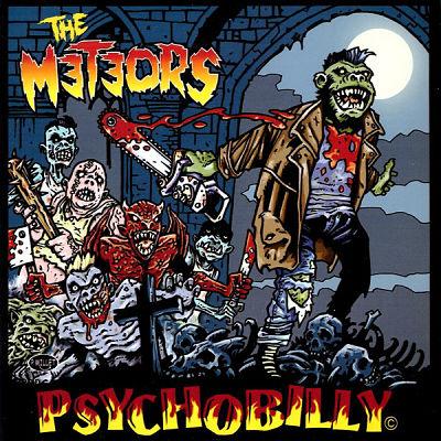 METEORS, Psychobilly