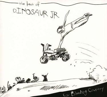 DINOSAUR JR, Ear Bleeding Country - The Best Of