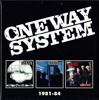 ONE WAY SYSTEM, 1981-84