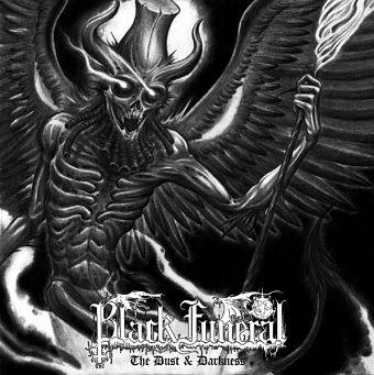 BLACK FUNERAL, The Dust & FDarkness