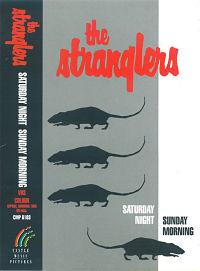 STRANGLERS, Saturday Night Sunday Morning