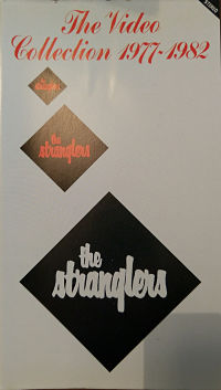 STRANGLERS, The Video Collection 1977 - 1982