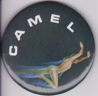 CAMEL, Rain Dances Promo Badge
