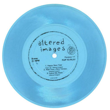 ALTERED IMAGES, Happy New Year