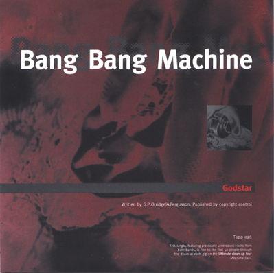 BANG BANG MACHINE, Godstar