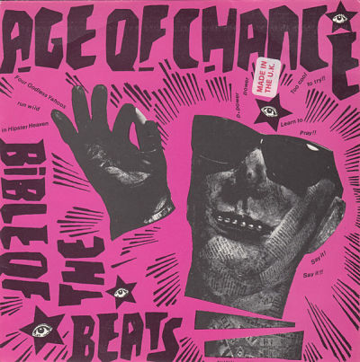 AGE OF CHANCE, Bible Of The Beats