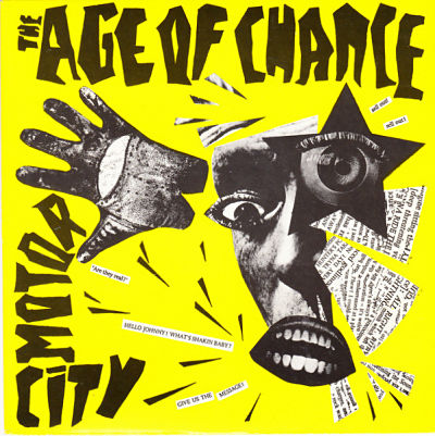 AGE OF CHANCE, Motor City