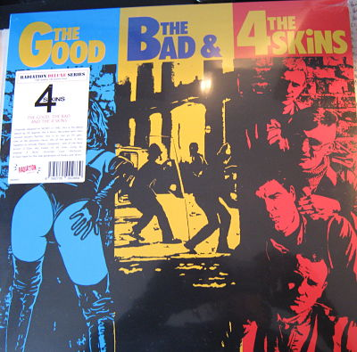 The Good The Bad & The 4-Skins