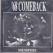 '68 COMEBACK, Memphis