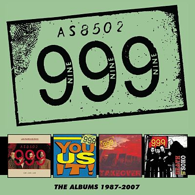 999, The Albums 1987 - 2007