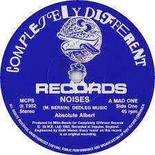 ABSOLUTE ALBERT, Noises