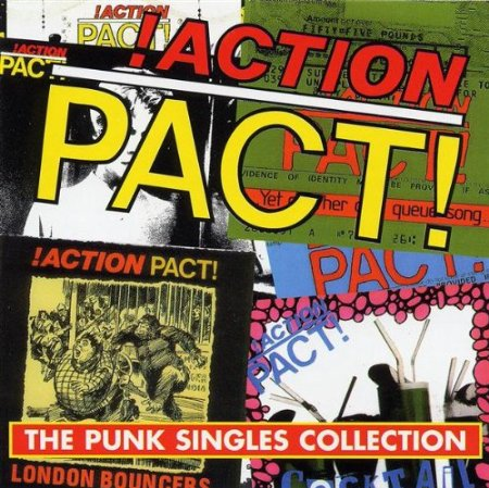 ACTION PACT, The Punk Singles Collection