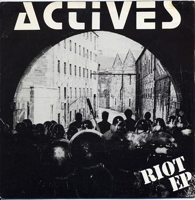 ACTIVES, Riot E.P. / Wait & See E.P.