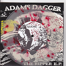 ADAMS DAGGER, The Ripper EP