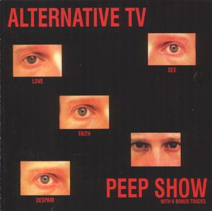 ALTERNATIVE TV, Peep Show
