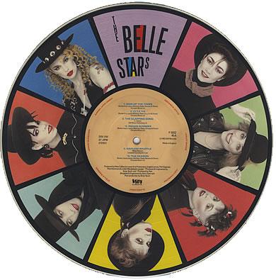 BELLE STARS, S/T