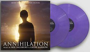 BEN SALISBURY & GEOFF BARROW, Annihilation (Music From The Motion Picture)