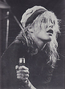 1978 Live Photo Of Debbie