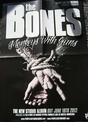 BONES , Moneys With Guns Poster