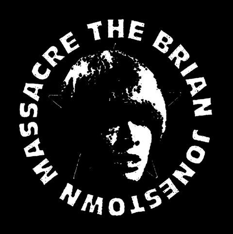 BRIAN JONESTOWN MASSACRE, + - EP
