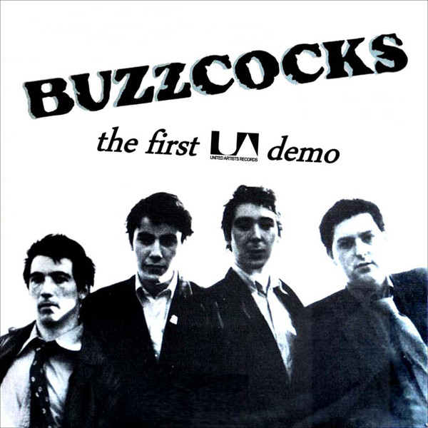 BUZZCOCKS, The First United Artists Demo