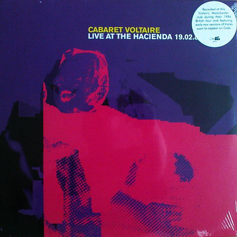 Live At The Hacienda 19/02/86