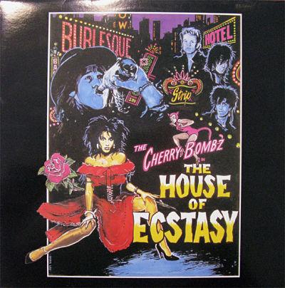 CHERRY BOMBZ, House Of Ecstasy