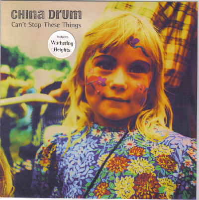 CHINA DRUM, Can't Stop These Things