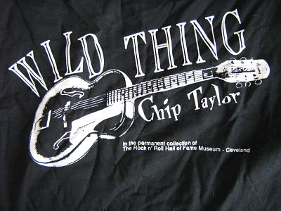 CHIP TAYLOR, Wild Thing T-Shirt
