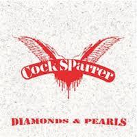 COCK SPARRER, Diamonds & Pearls