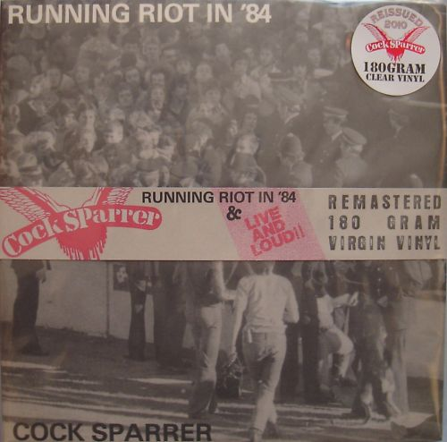 Runnin Riot In 84 / Live n Loud