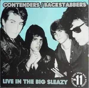 Live In The Big Sleazy